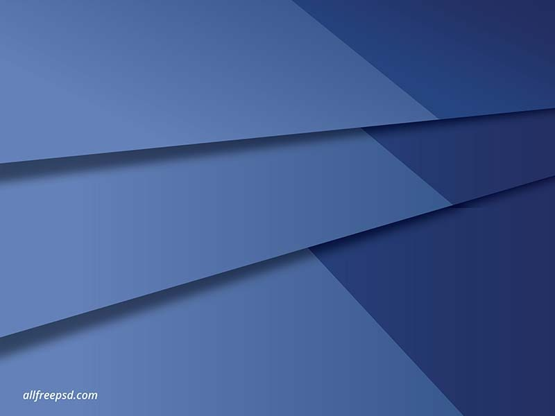 blue shade modern background